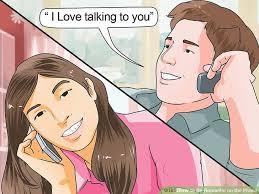 online dating conversation